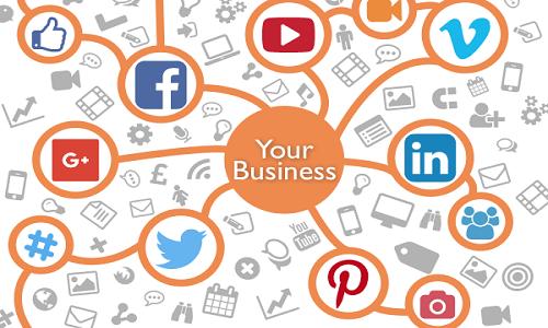 تبلیغات از طریق شبکه های اجتماعی