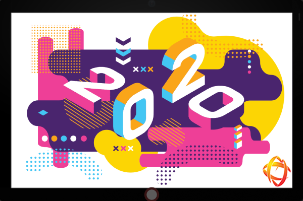 سه بعدی شدن عناصر گرافیکی در طراحی سایت 2020